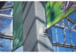 Light Pole Banner Brackets
