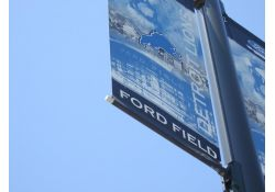 Lions Street Banner Hardware