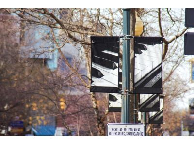 Street Banner Hardware