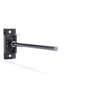 D3 Black Banner Bracket with Black RoundPro™ Arm